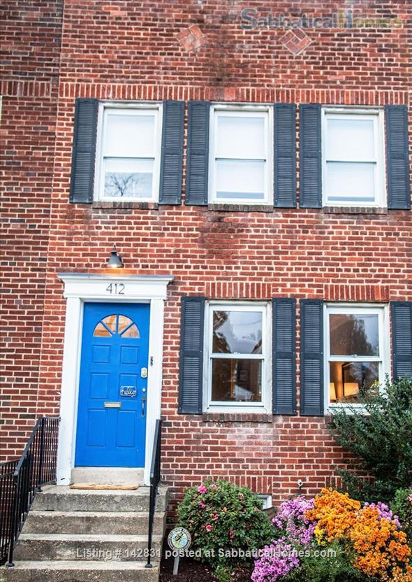 *Charming Old Town 1BR APT* Walk to King St/ Metro Home Rental in Alexandria, Virginia, United States 8