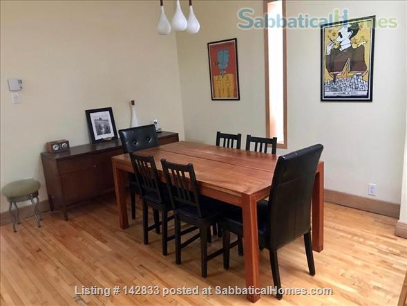 Superb & sunny 4bd in the heart of Little Italy Home Rental in Montreal, Quebec, Canada 0