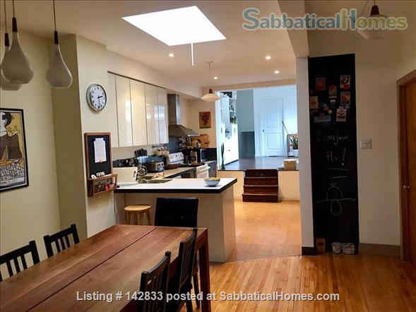 Superb & sunny 4bd in the heart of Little Italy Home Rental in Montreal, Quebec, Canada 3