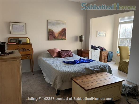 Sunny, Southpoint apartment near Duke, UNC-Chapel Hill, NC State Home Rental in Durham 2