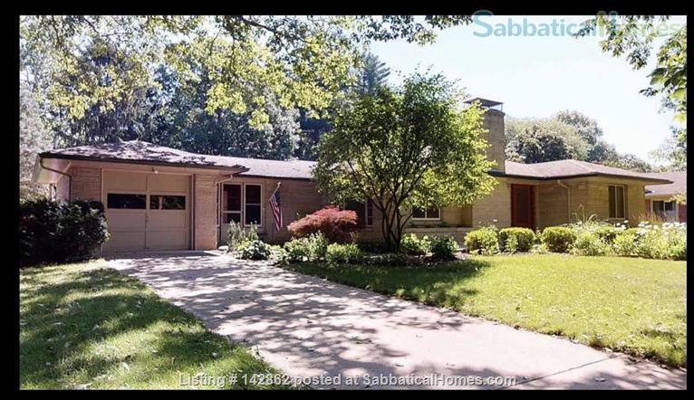 Purdue Sabbatical Home Home Rental in West Lafayette, Indiana, United States 0