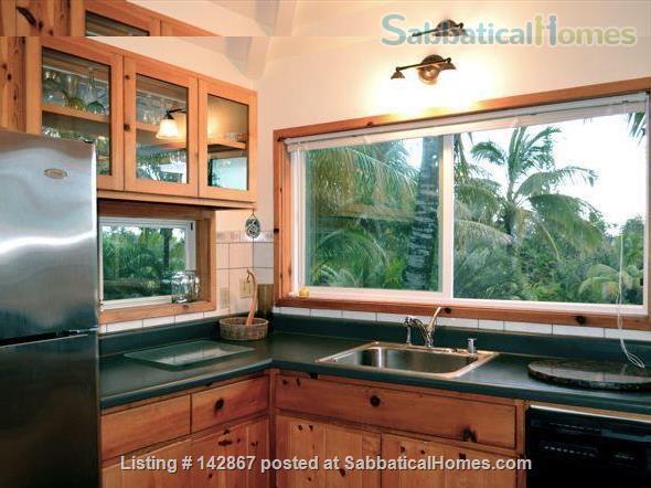 Coastal Paradise Point Home Rental in Keaau, Hawaii, United States 9