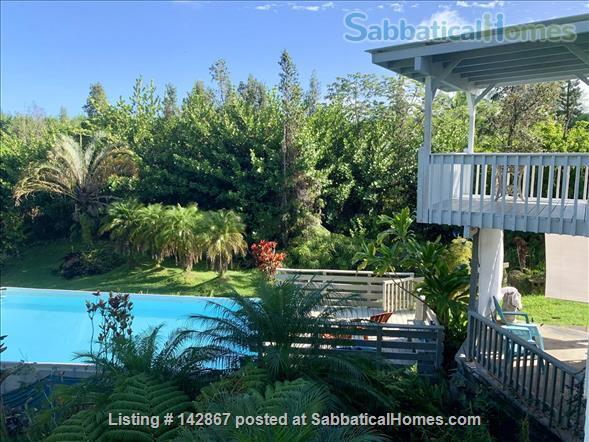 Coastal Paradise Point Home Rental in Keaau, Hawaii, United States 0