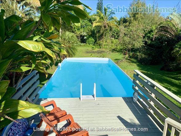 Coastal Paradise Point Home Rental in Keaau, Hawaii, United States 2