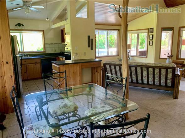 Coastal Paradise Point Home Rental in Keaau, Hawaii, United States 8