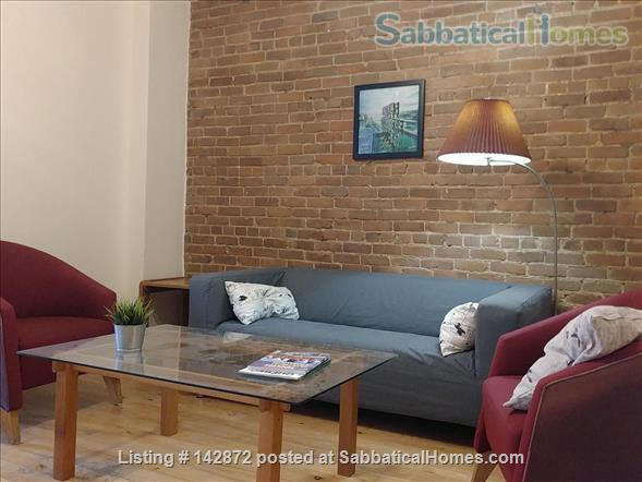 SUNNY 3 BDR - PLATEAU MT-ROYAL / MILE-END - LAURIER METRO Home Rental in Montreal, Quebec, Canada 1