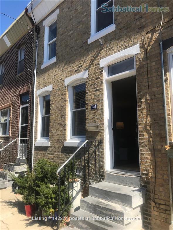 Nice Town House (925 ft²) near Center City Home Rental in Philadelphia, Pennsylvania, United States 1