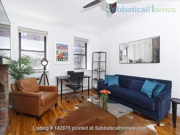 Cozy Chelsea One Bedroom Apt in New York's Best Neighborhood Home Rental in New York, New York, United States 1