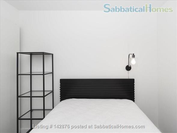 Renovated Modern West Harlem Moments from Columbia and City Uni Home Rental in New York, New York, United States 1