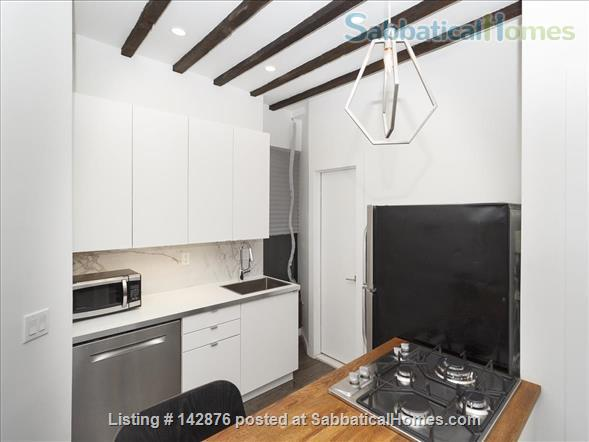 Renovated Modern West Harlem Moments from Columbia and City Uni Home Rental in New York, New York, United States 0