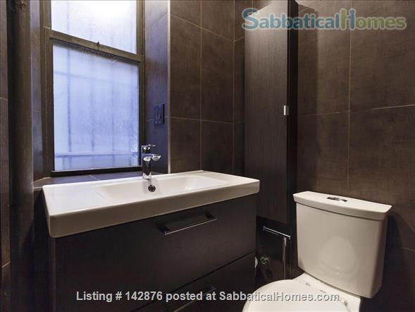Renovated Modern West Harlem Moments from Columbia and City Uni Home Rental in New York, New York, United States 3