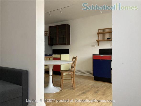 Two bedroom flat with garden in Shoreditch, London E2 Home Rental in London, England, United Kingdom 1