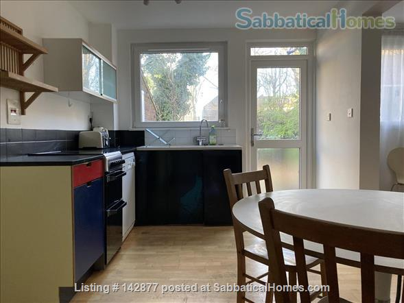 Two bedroom flat with garden in Shoreditch, London E2 Home Rental in London, England, United Kingdom 0