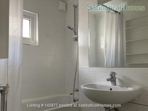 Two bedroom flat with garden in Shoreditch, London E2 Home Rental in London, England, United Kingdom 2