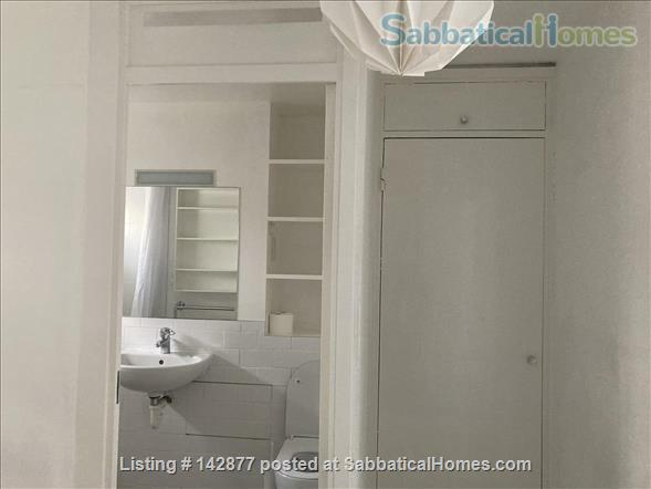 Two bedroom flat with garden in Shoreditch, London E2 Home Rental in London, England, United Kingdom 3