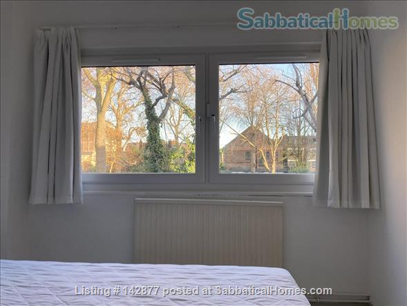 Two bedroom flat with garden in Shoreditch, London E2 Home Rental in London, England, United Kingdom 5