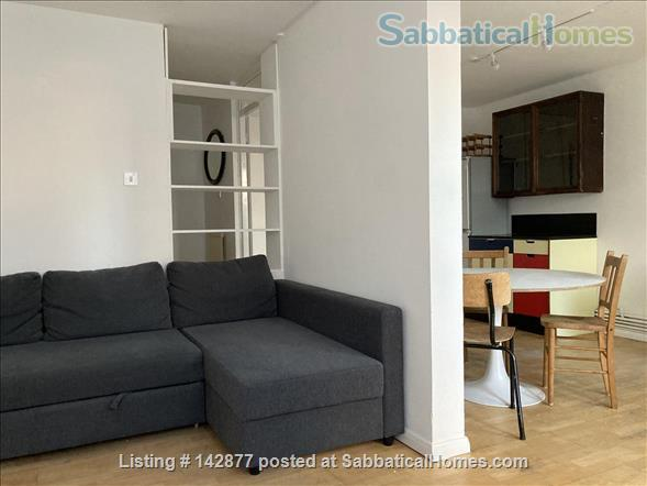Two bedroom flat with garden in Shoreditch, London E2 Home Rental in London, England, United Kingdom 8