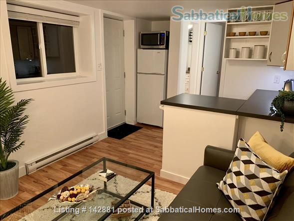 Newly furnished stylish 1 bed suite  Home Rental in Victoria, British Columbia, Canada 0