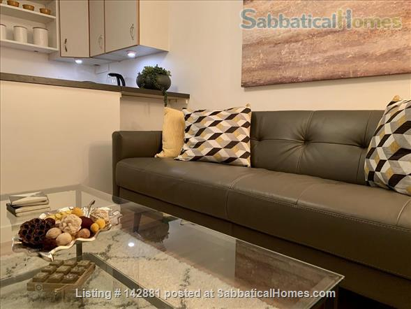 Newly furnished stylish 1 bed suite  Home Rental in Victoria, British Columbia, Canada 3