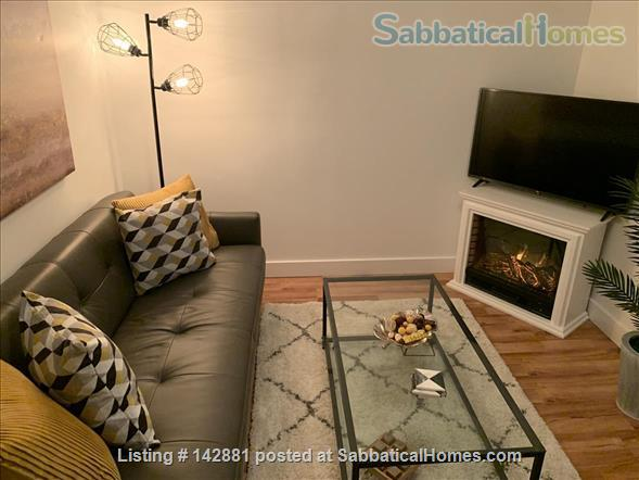 Newly furnished stylish 1 bed suite  Home Rental in Victoria, British Columbia, Canada 4