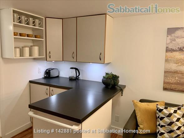 Newly furnished stylish 1 bed suite  Home Rental in Victoria, British Columbia, Canada 5