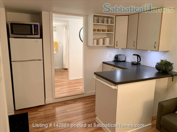 Newly furnished stylish 1 bed suite  Home Rental in Victoria, British Columbia, Canada 8