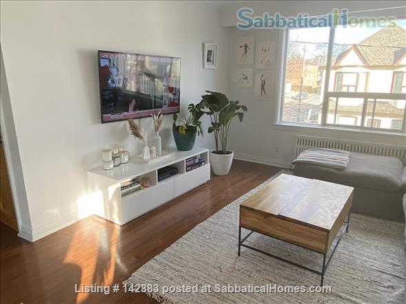Two Bedroom Apartment available Mid-Town Home Rental in Toronto, Ontario, Canada 1