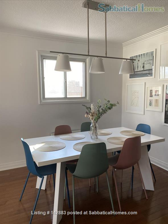 Two Bedroom Apartment available Mid-Town Home Rental in Toronto, Ontario, Canada 2
