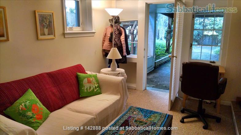 Fully furnished, one bedroom apartment in Woodley Park Home Rental in Washington, District of Columbia, United States 2