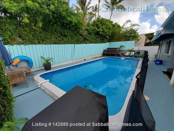 Your Honolulu home away from home w/ ocean and city views, pool + hot tub - 10 min to the beach Home Rental in Honolulu, Hawaii, United States 2