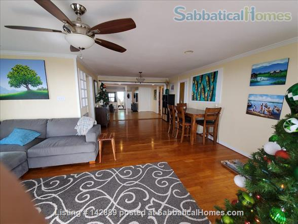 Your Honolulu home away from home w/ ocean and city views, pool + hot tub - 10 min to the beach Home Rental in Honolulu, Hawaii, United States 7
