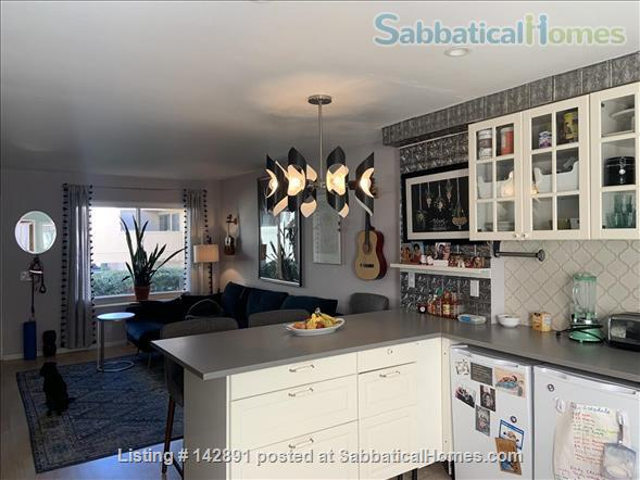 UCSD 2 bedroom La Jolla Available September 1, 2021 to June 30 2022 Home Rental in San Diego, California, United States 2