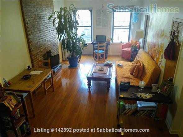 Beautiful furnished Manhattan (Upper West Side) one-bedroom  at walking distance from Columbia Home Rental in New York, New York, United States 0