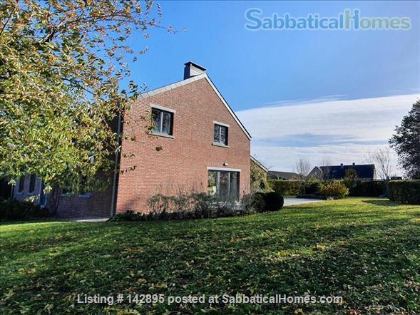 Beautiful and comfortable 4BR house in a charming rural area close to Louvain-la-Neuve, Namur, Brussels Home Rental in Perwez, Wallonie, Belgium 9