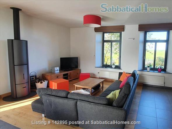 Beautiful and comfortable 4BR house in a charming rural area close to Louvain-la-Neuve, Namur, Brussels Home Rental in Perwez, Wallonie, Belgium 1