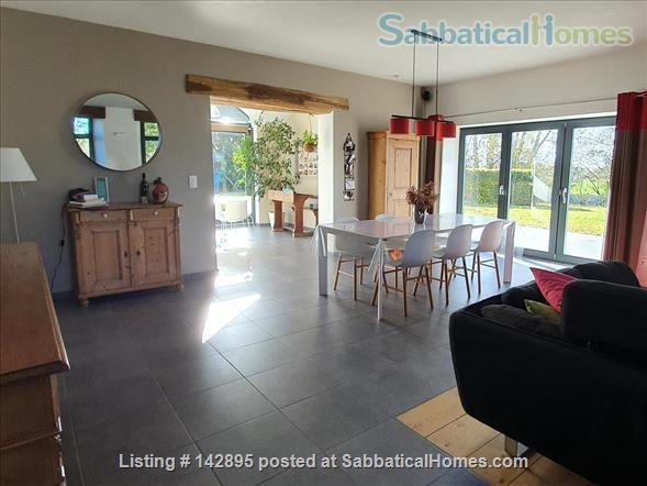 Beautiful and comfortable 4BR house in a charming rural area close to Louvain-la-Neuve, Namur, Brussels Home Rental in Perwez, Wallonie, Belgium 2