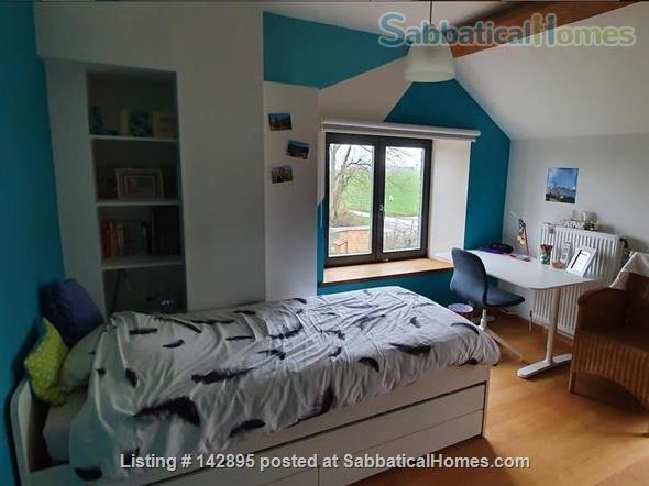 Beautiful and comfortable 4BR house in a charming rural area close to Louvain-la-Neuve, Namur, Brussels Home Rental in Perwez, Wallonie, Belgium 6