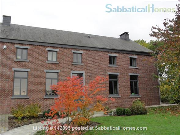 Beautiful and comfortable 4BR house in a charming rural area close to Louvain-la-Neuve, Namur, Brussels Home Rental in Perwez, Wallonie, Belgium 7