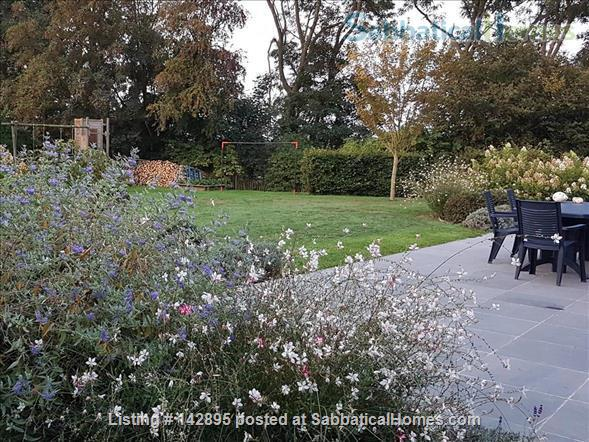 Beautiful and comfortable 4BR house in a charming rural area close to Louvain-la-Neuve, Namur, Brussels Home Rental in Perwez, Wallonie, Belgium 8