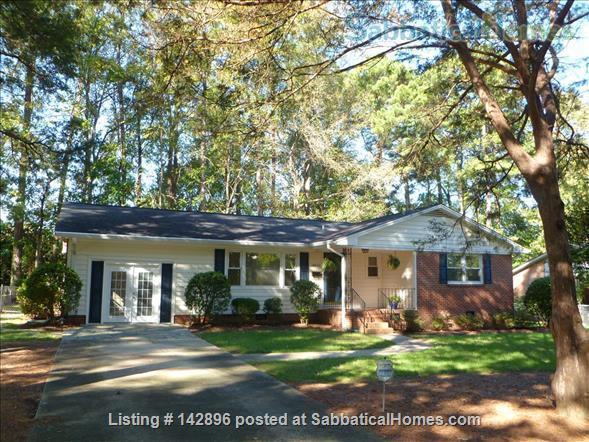 Fully Furnished Home Near Duke Home Rental in Durham, North Carolina, United States 9