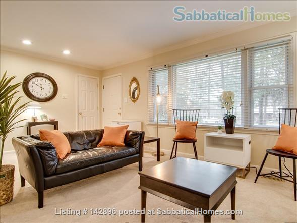Fully Furnished Home Near Duke Home Rental in Durham, North Carolina, United States 1