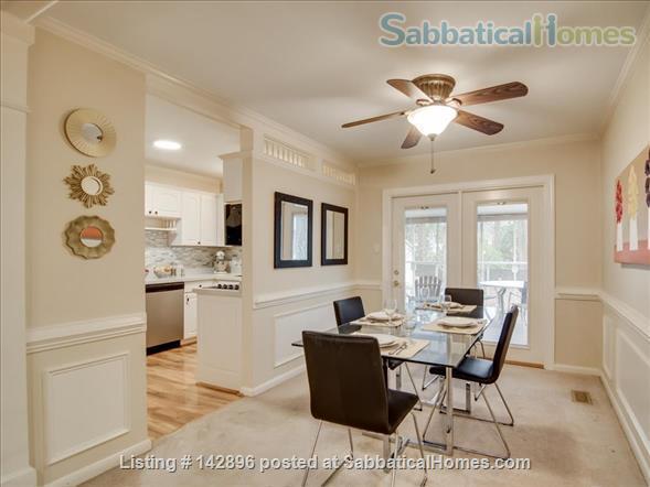 Fully Furnished Home Near Duke Home Rental in Durham, North Carolina, United States 2