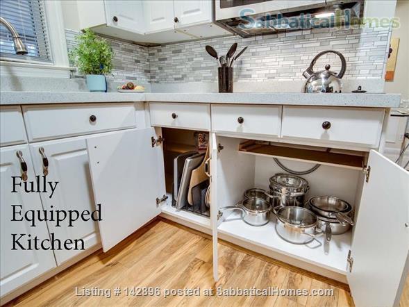 Fully Furnished Home Near Duke Home Rental in Durham, North Carolina, United States 4