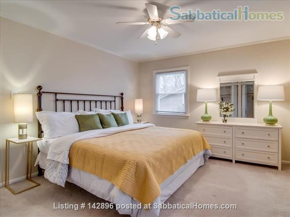 Fully Furnished Home Near Duke Home Rental in Durham, North Carolina, United States 5