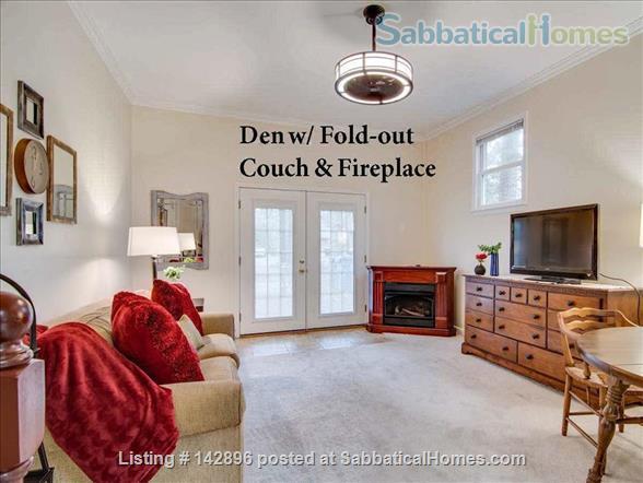 Fully Furnished Home Near Duke Home Rental in Durham, North Carolina, United States 7