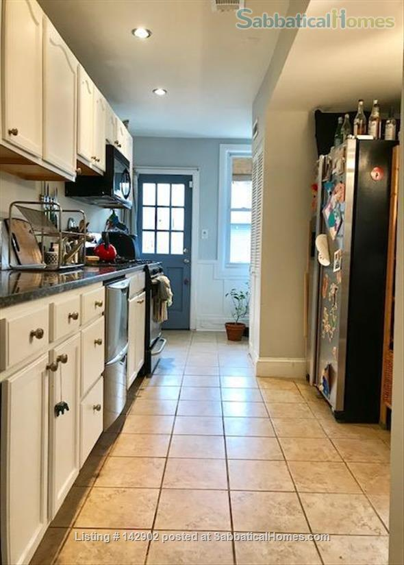 Furnished House in Shaw, DC - 3BR/1.5bath - available mid May Home Rental in Washington 4