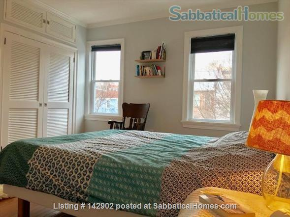 Furnished House in Shaw, DC - 3BR/1.5bath - available mid May Home Rental in Washington 6 - thumbnail