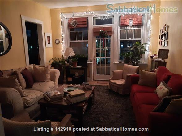 Share--1 furnished room--in 2br apt, in JP near Longwood Medical Home Rental in Boston, Massachusetts, United States 1