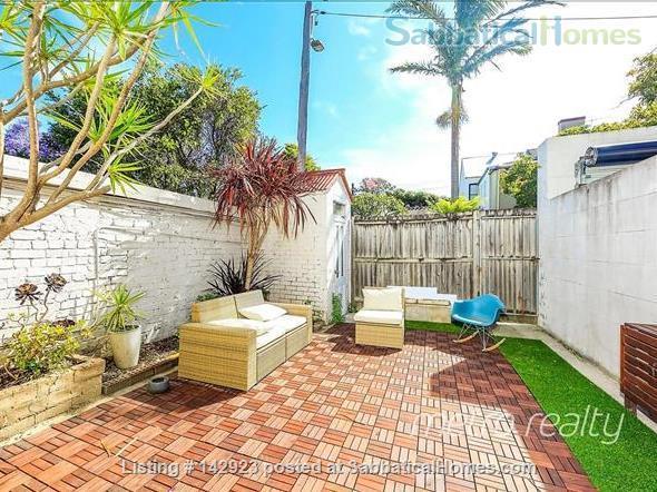 Terrace House in Newtown Home Rental in Newtown, NSW, Australia 1