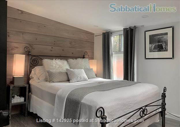 Beautiful, private guest house with access to beautiful garden - Fully equipped Home Rental in Toronto, Ontario, Canada 5